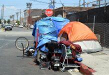 Estas cifras permiten estimar que el número de estadounidenses en situación de pobreza ha pasado de los 47 millones en mayo a los 55 millones en septiembre. EFE/ Luis Uribe /Archivo