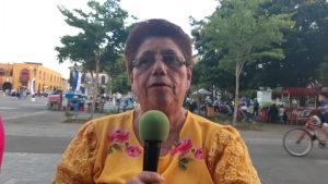 Gladys Martinez, emprendedora con una panadería