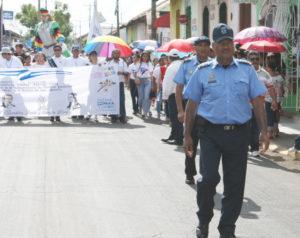 Desfile Patrio 2019 del Departamento de León.