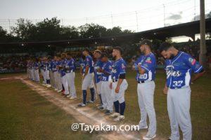 El equipo de Chinandega quedó en segundo lugar de la liga XV del beisból profesional de Nicaragua.