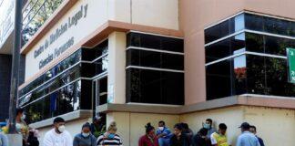Honduras destinará en 2021 un 2,7 % del PIB al sector salud, inferior al 2,9 % asignado en 2020. EFE/Humberto Espinoza/Archivo