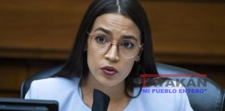 En la imagen, la congresista demócrata Alexandria Ocasio-Cortez. EFE/Tom Williams/Archivo