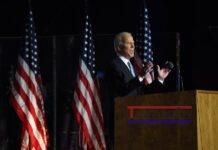 El presidente electo de EE.UU., Joe Biden. EFE/EPA/Robert Deutsch/Archivo