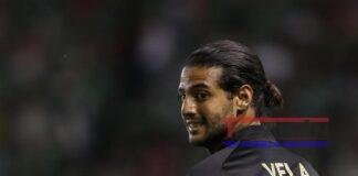 En la imagen Carlos Vela de Los Ángeles FC. EFE/ Gustavo Becerra/Archivo