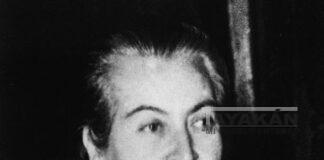 Retrato de la premio Nobel chilena Gabriela Mistral. EFE/nr/Archivo