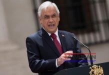El presidente de Chile, Sebastián Piñera. EFE/Alberto Valdés/Archivo
