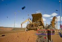 Mina de Karara en Australia. EFE/ EPA/Tony McDonough/Archivo