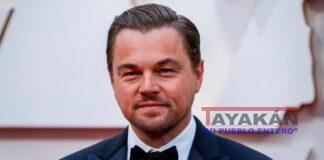El actor estadounidense Leonardo DiCaprio EFE/EPA/DAVID SWANSON/Archivo