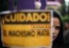 """El informe """"¿Qué pasó con ellas?"""" indica que una cuarta parte de las 138 víctimas de feminicidio registradas durante 2020 en Perú fueron reportadas como desaparecidas, lo que para la Defensoría del Pueblo evidencia """"una estrecha conexión entre estas dos formas de violencia"""". EFE/Archivo"""