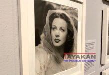 """Muestra en 2019 en el Museo Judío de Viena""""Lady Bluetooth"""", que repasó la vida de la actriz e inventora Hedy Lamarr (1914-2000). EFE/ Hugo Barcia/Archivo"""