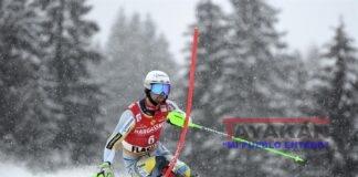 FIS Alpine Skiing World Cup in Flachau EFE/EPA/CHRISTIAN BRUNA